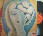 【英Polydor】Derek & The Dominos (Eric Clapton)/Layla (2LP)