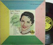 【米MGM mono】Joni James/Let There Be Love