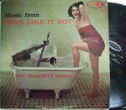 【米Jubilee mono】Lou McGarity/Music From Some Like It Hot