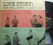 ����Atlantic mono��Dave Pell/Love Story (Andre Previn, Claude Williamson, etc)