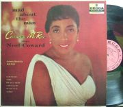 【米Decca mono】Carmen McRae/Mad About The Man (Ray Bryant, etc) promo