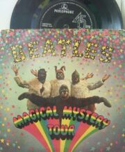 【英Parlophone】The Beatles/Magical Mystery Tour (2EP)
