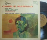 【米Regina mono】Charlie Mariano/A Jazz Portrait of (Jim Hall, Mel Lewis, etc)