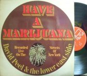 �ڱ�Elektra��David Peel & The Lower East Side/Have A Marijuana