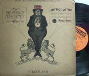 【米Jazzland mono】The Jazz Courier featuring Tubby Hayes & Ronnie Scott/The Message From Britain