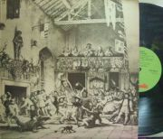 【英Chrysalis】Jethro Tull/Minstrel In The Gallery