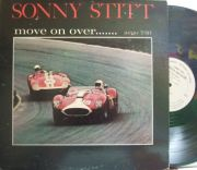 【米Argo mono】Sonny Stitt/Move On Over