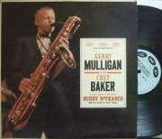 ����GNP mono��Gerry Mulligan, Buddy DeFranco/Gerry Mulligan with Chet Baker Special Added Attraction Buddy DeFranco