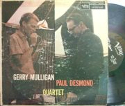【米Verve mono】Gerry Mulligan and Paul Desmond/Gerry Mulligan Meets Paul Desmond