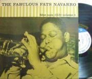 ����Blue Note Lexington/47w63rdNY mono��Fats Navarro/The Fabulous vol.1