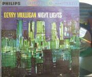 【英Philips】Gerry Mulligan/Night Lights
