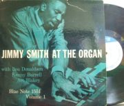 【米Blue Note 47w63rdNY mono】Jimmy Smith/At The Organ vol.1 (Lou Donaldson, Kenny Burrell, etc)