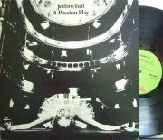 【英Chrysalis】Jethro Tull/Passion Play (ブックレット付き)