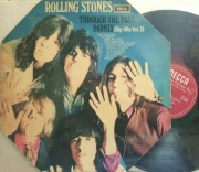 【英Decca】Rolling Stones/Through The Past Darkly (八角ジャケット)