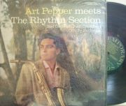 【米Contemporary】Art Pepper/Meets The Rhythm Section