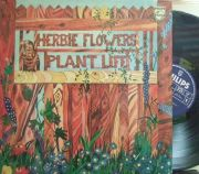 【英Philips】Herbie Flowers (ex Blue Mink)/Plant Life (Chris Spedding,, Tony Newman, etc)