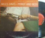 【米Columbia 6eye mono】Miles Davis/Porgy And Bess
