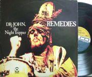 【英Atco/Polydor】Dr.John, The Night Tripper/Remedies