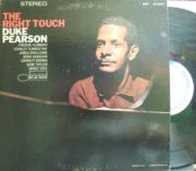 【米Blue Note】Duke Pearson/The Right Touch (Freddie Hubbard, Stanley Turrentine, etc)