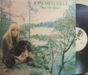 【英Asylum】Joni Mitchell/For the Roses (6面ジャケット) グラモフォン・リム