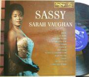 ����EmArcy mono��Sarah Vaughan/Sassy