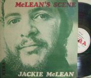 ����New Jazz mono��Jackie McLean/McLean's Scene