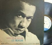【米Blue Note NY mono】Lee Morgan/Search For The New Land (Herbie Hancock, Grant Green, etc)