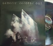 【英Charisma】Genesis/Seconds Out (2LP)