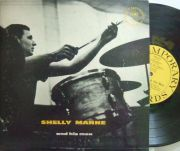 ����Contemporary 10' mono��Shelly Manne/And His Men (Art Pepper, Bud Shank, Bob Cooper, Marty Paich, etc)