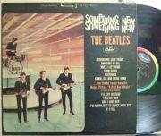 【米Capitol mono】The Beatles/Something New