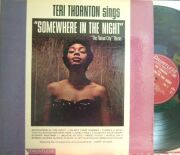 【米Dauntless mono】Teri Thornton/sings Somewhere In The Night