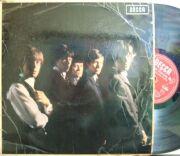 �ڱ�Decca mono��Rolling Stones/Same (open Decca)