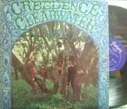 【米Fantasy】Creedence Clearwater Revival/Same (レア!Suzie Qのロゴなし)