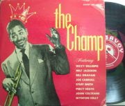 【米Savoy mono】Dizzy Gillespie/The Champ (John Coltrane, Milt Jackson, Wynton Kelly, etc)