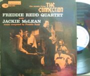 【米Blue Note 47w63rd NY mono】Freddie Redd/The Connection with Jackie McLean