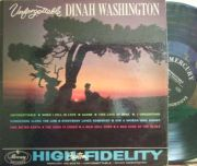 【米Mercury mono】Dinah Washigton/Unforgettable