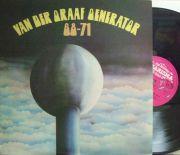 【英Charisma】Van Der Graaf Generator/68-71