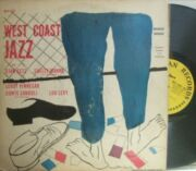 【米Norgran mono】Stan Getz/West Coast Jazz
