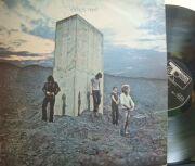 【英Track】The Who/Who's Next (最高傑作) (レアなヘッド・ハンター・スリーヴ付き)