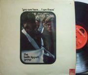 �ڱ�Polydor��Keith Tippett/You Are Here... I Am There (Elton Dean, Mark Charig, Nick Evans, Jeff Clyne, etc)