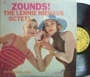 【米Contemporary mono】Lennie Niehaus/Zounds! (Jack Montrose, Bob Gordon, Bill Perkins, etc)
