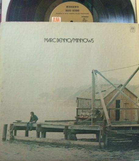 【米A&M】Marc Benno/Minnows (Jesse Ed Davis, Clarence White, Jerry McGhee, Bobby Womack, etc)