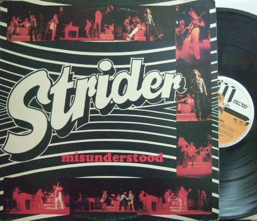 【英GM】Strider/Misunderstood (Jennie Haan)