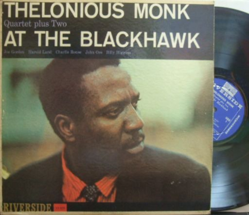 【米Riverside】Thelonious Monk/At The Blackhawk