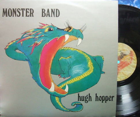 【英IRI/Atmosphere】Hugh Hopper/Monster Band (Elton Dean, etc)