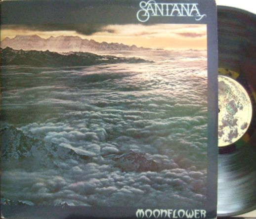 【英CBS】Santana/Moonflower (2LP)