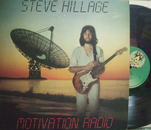 【英Virgin】Steve Hillage/Motivation Radio