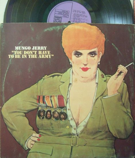 【英Dawn】Mungo Jerry/You Don't Have To Be In The Army