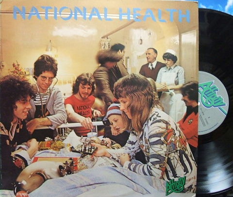 【英Affinity】National Health/Same (Phil Miller, Dave Stewart, Alan Gowen, etc)