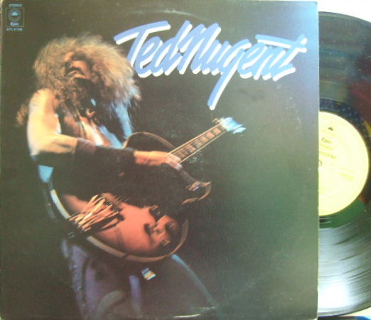 【英Epic】Ted Nugent/Same